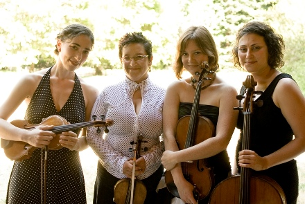 Real Vocal String Quartet